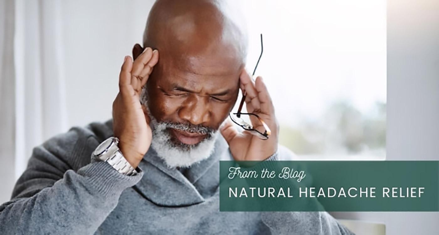 natural headache relief