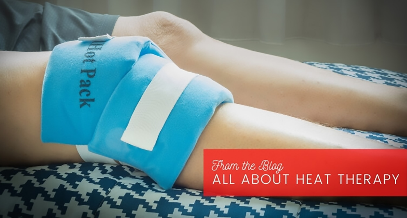 all about heat therapy